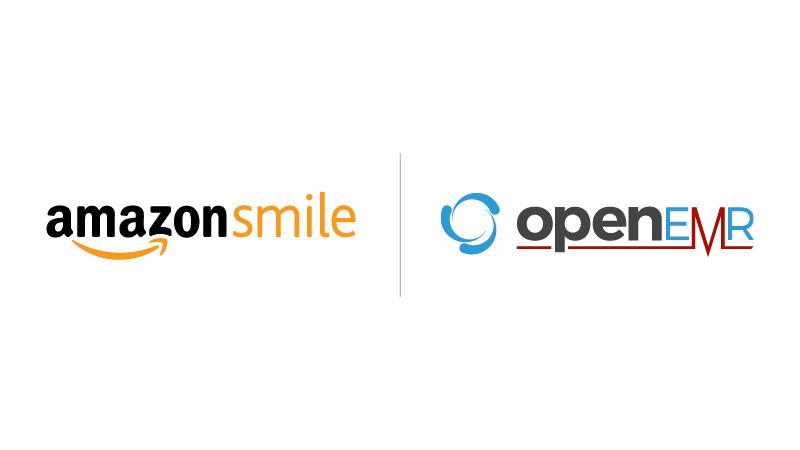 Support OpenEMR, Shop With AmazonSmile