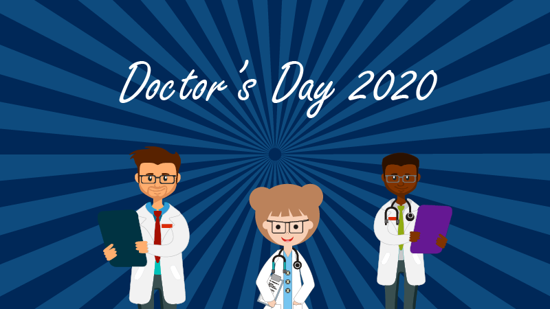Happy Doctor's Day 2020