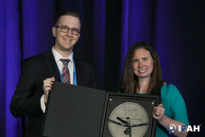 OpenEMR Leader Named IFAH Top Healthcare Leader