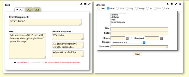 Eye Exam - OpenEMR Project Wiki